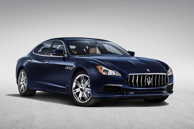 2017 Maserati Quattroporte: Overview featured image large thumb2