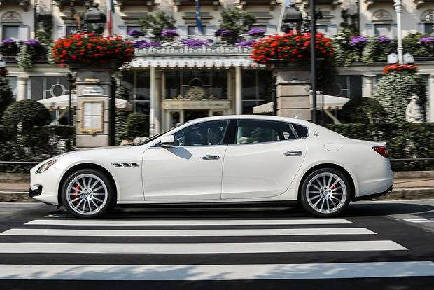 2017 Maserati Quattroporte: Overview featured image large thumb4