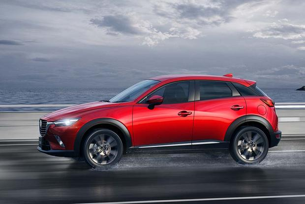 2016 Mazda CX-3: New Car Review