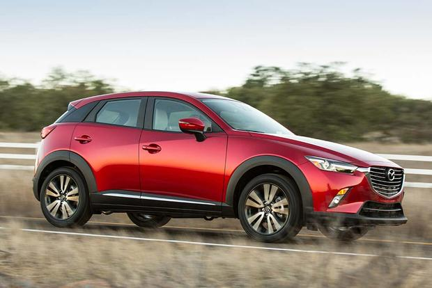 2017 Mazda CX-3: New Car Review featured image large thumb1