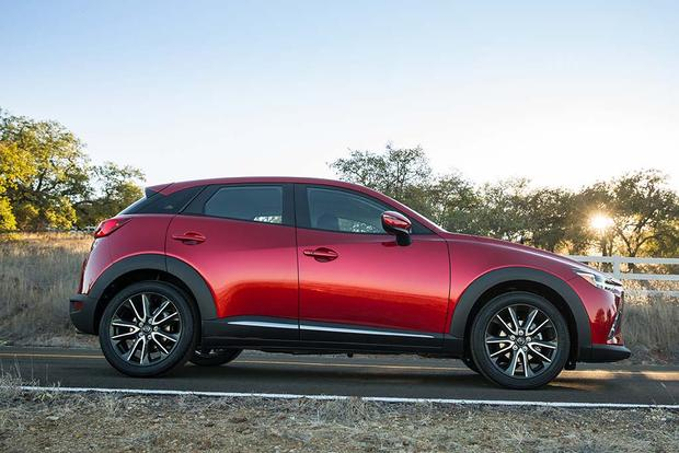 2017 Mazda CX-3: New Car Review featured image large thumb7