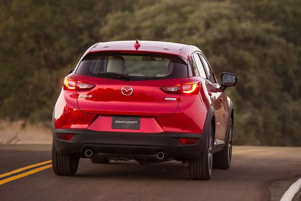 2017 Mazda CX-3: New Car Review featured image large thumb3