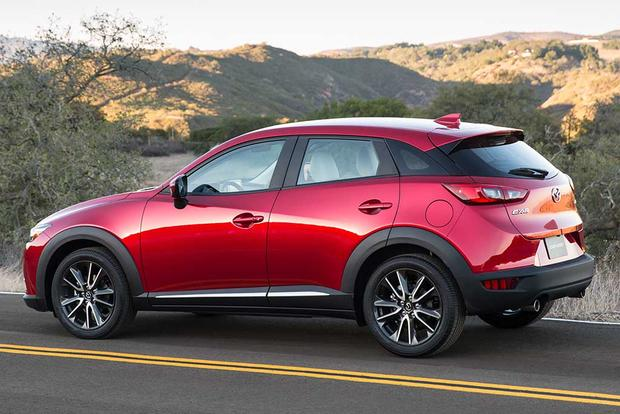 2017 mazda cx 3 new car review autotrader. Black Bedroom Furniture Sets. Home Design Ideas