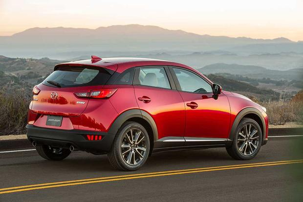 2018 Mazda CX-3: New Car Review featured image large thumb3