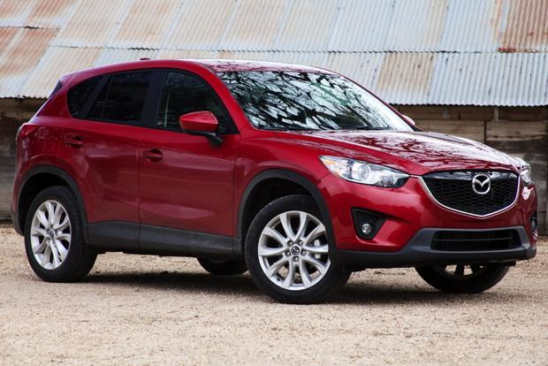 2013 Mazda CX-5: First Drive featured image large thumb0