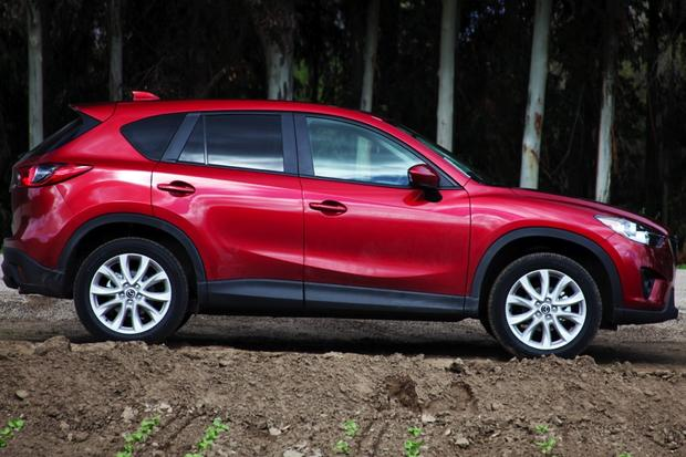 2014 Mazda CX-5 2.5-Liter: First Drive Review featured image large thumb1
