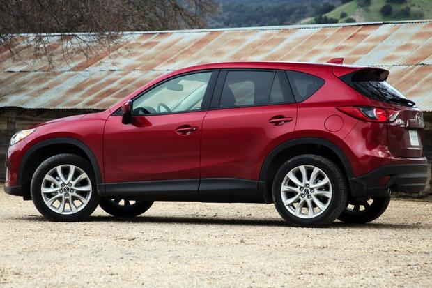 2014 Mazda CX-5 2.5-Liter: First Drive Review featured image large thumb2
