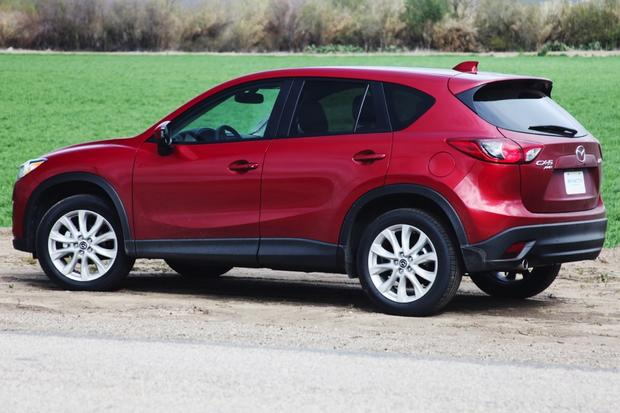 2013 Mazda CX-5: First Drive featured image large thumb3