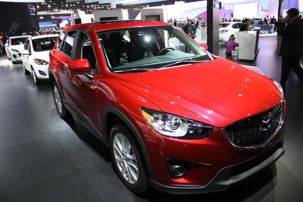 2013 Mazda CX-9 & 2014 CX-5: LA Auto Show featured image large thumb11