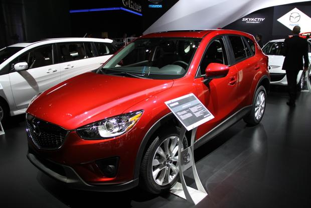 2013 Mazda CX-9 & 2014 CX-5: LA Auto Show featured image large thumb12