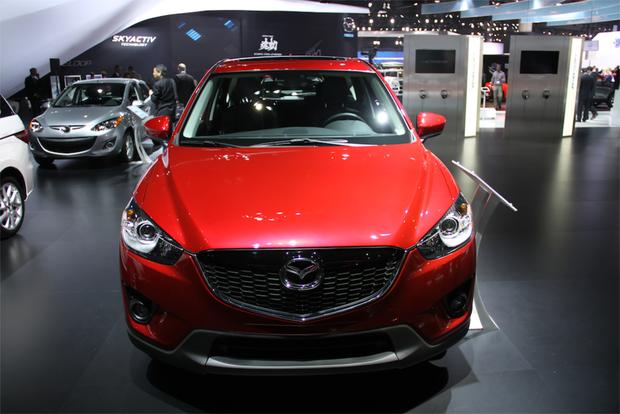 2013 Mazda CX-9 & 2014 CX-5: LA Auto Show featured image large thumb13