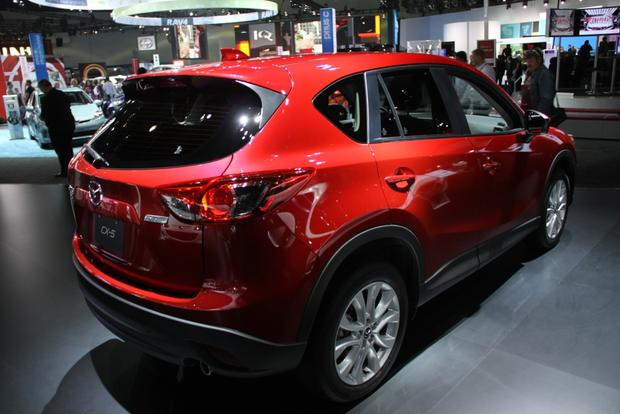 2013 Mazda CX-9 & 2014 CX-5: LA Auto Show featured image large thumb14