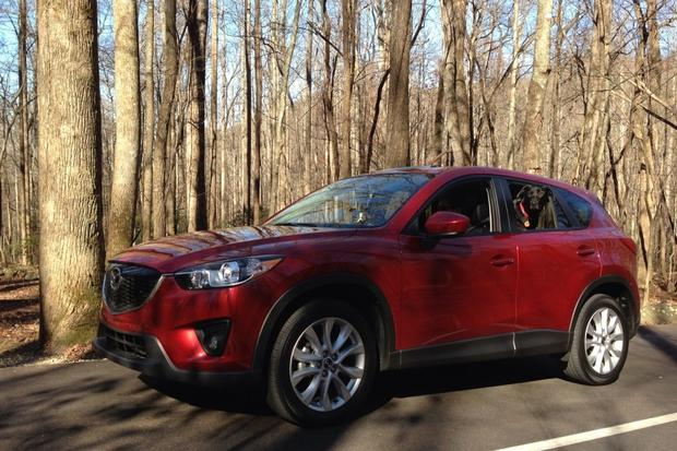 2013 Mazda CX-5: Luxury Car Amenities featured image large thumb10