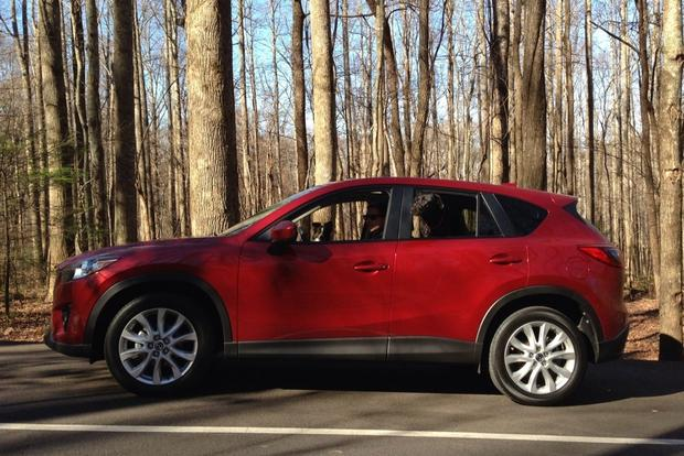 2013 Mazda CX-5: Luxury Car Amenities featured image large thumb34