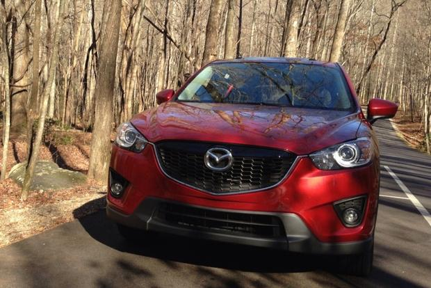 2013 Mazda CX-5: Luxury Car Amenities featured image large thumb38