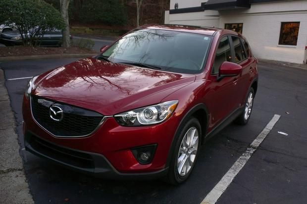 2013 Mazda CX-5: Heated Front Seats featured image large thumb11