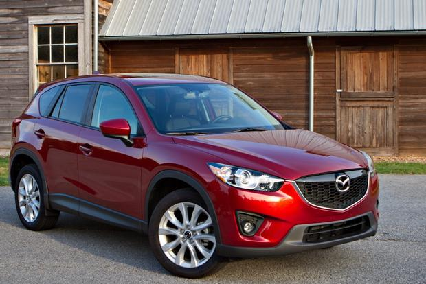 2013 Mazda CX-5: Heated Front Seats featured image large thumb2