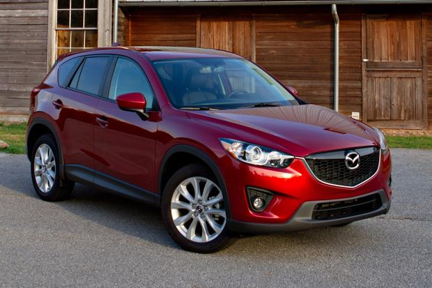 2013 Mazda CX-5: Luxury Car Amenities featured image large thumb3