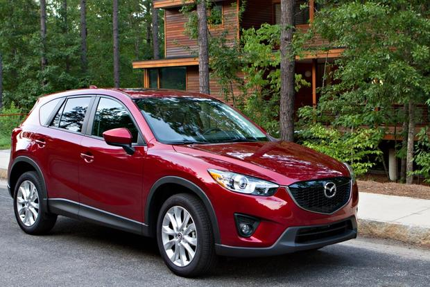 2013 Mazda CX-5: Heated Front Seats featured image large thumb4