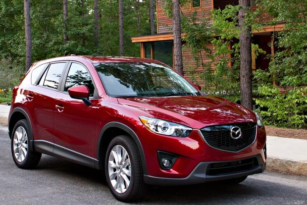 2013 Mazda CX-5: Heated Front Seats featured image large thumb5