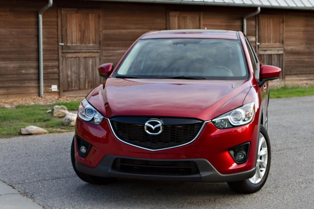 2013 Mazda CX-5: Heated Front Seats featured image large thumb7