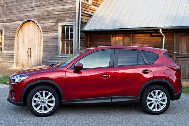 2013 Mazda CX-5: Looking for Luxury