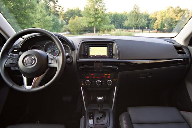 2013 Mazda CX-5: Luxury Car Amenities featured image large thumb18