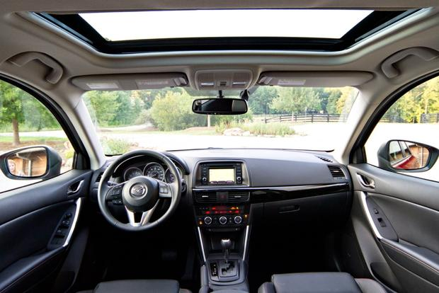 2013 Mazda CX-5: Luxury Car Amenities featured image large thumb19
