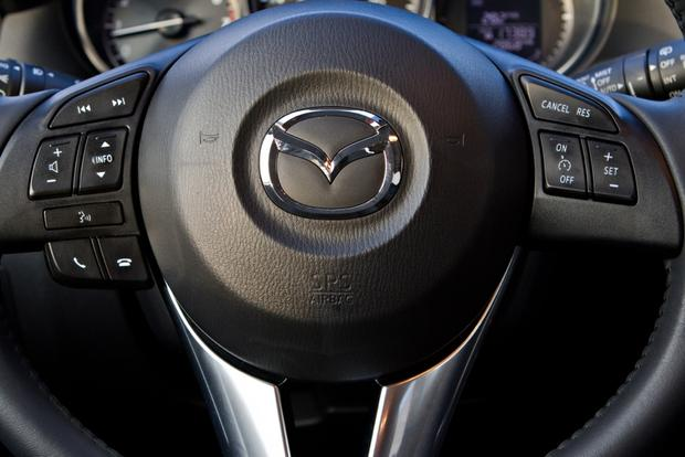 2013 Mazda CX-5: Heated Front Seats featured image large thumb25