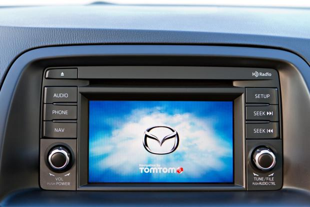 2013 Mazda CX-5: Luxury Car Amenities featured image large thumb26