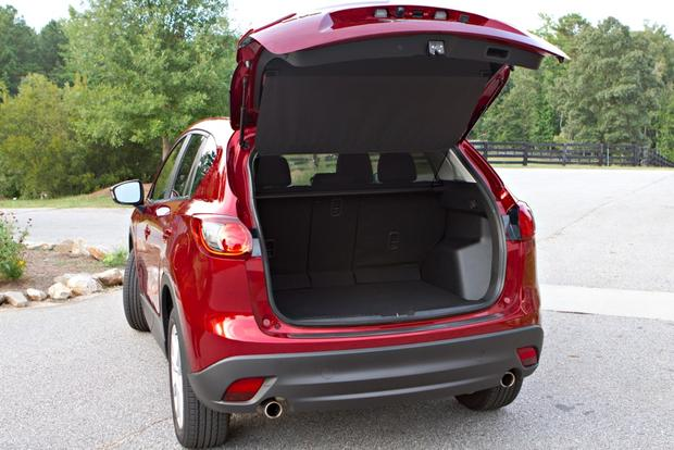 2013 Mazda CX-5: Luxury Car Amenities featured image large thumb30