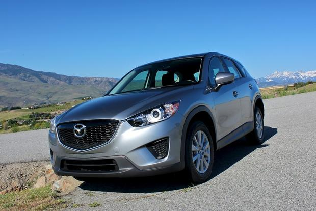 2013 Mazda CX-5: New Car Review featured image large thumb1