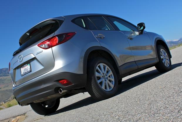2013 Mazda CX-5: New Car Review featured image large thumb6