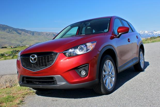 2013 Mazda CX-5: New Car Review featured image large thumb25