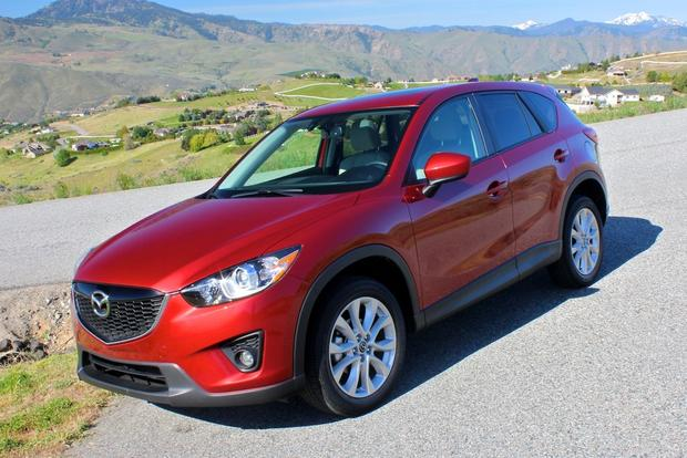 2013 Mazda CX-5: New Car Review featured image large thumb26