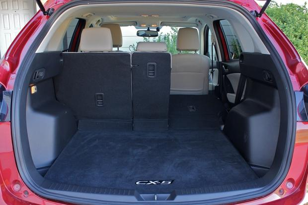 2013 Mazda CX-5: New Car Review featured image large thumb34