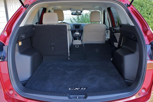 2013 Mazda CX-5: New Car Review featured image large thumb35