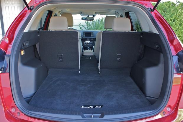 2013 Mazda CX-5: New Car Review featured image large thumb38