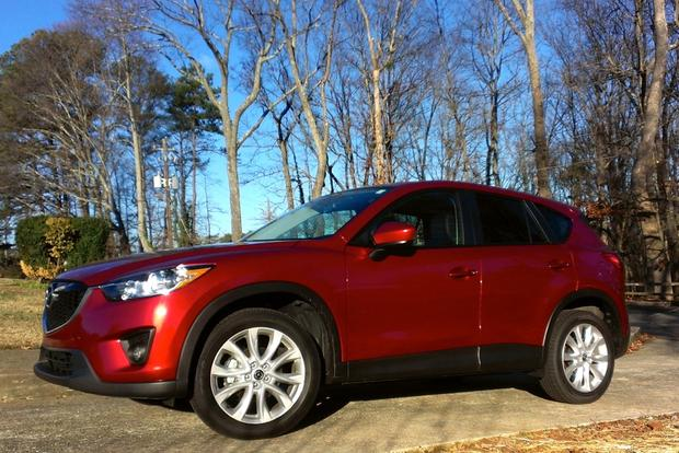 2013 Mazda CX-5: Not Underpowered