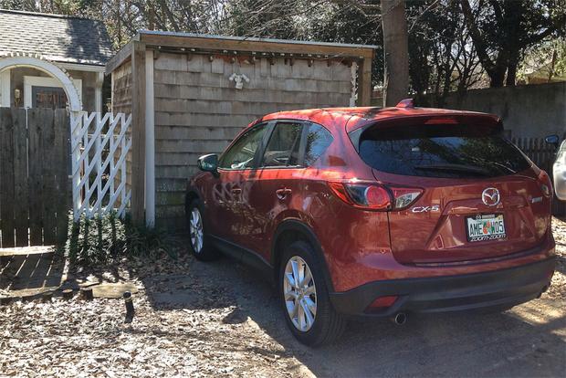 2013 Mazda CX-5: Useful Everyday featured image large thumb1