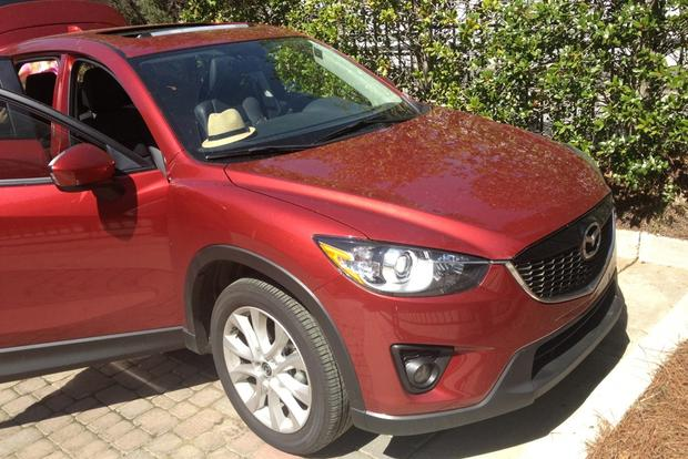 2013 Mazda CX-5: Road Trip to New Orleans