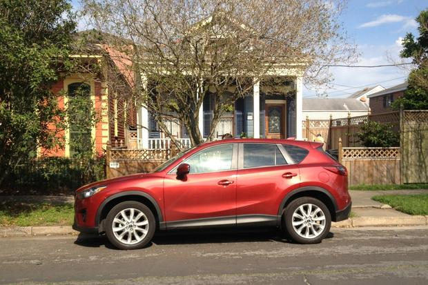 2013 Mazda CX-5: Road Trip to New Orleans featured image large thumb2