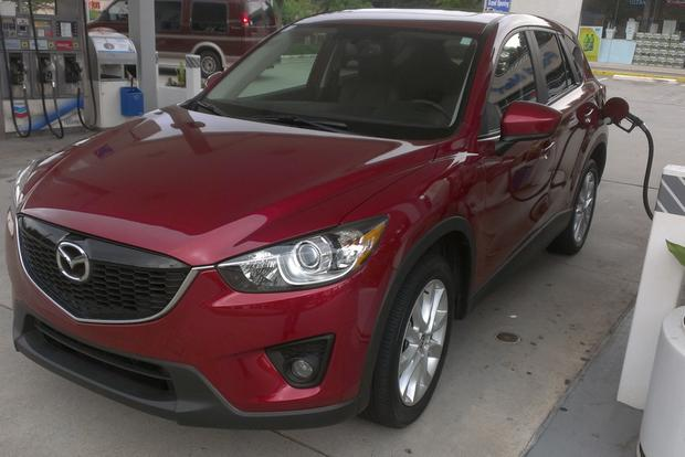 2013 Mazda CX-5: Good Looks and Cool Features featured image large thumb1