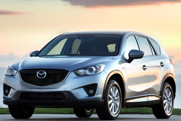 2014 Mazda CX-5: New Car Review featured image large thumb1