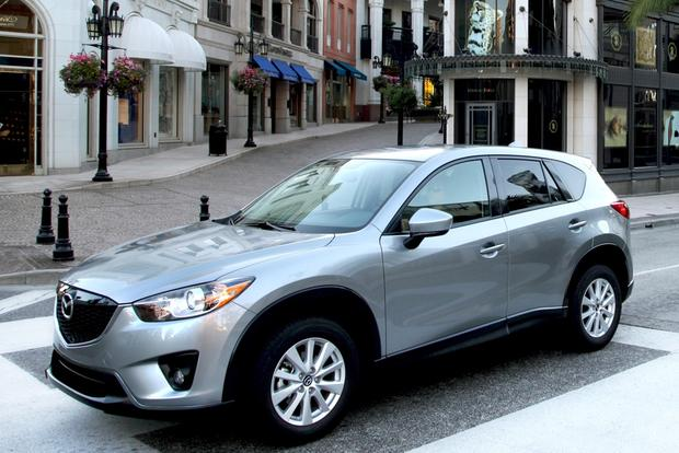 2014 Mazda CX-5: New Car Review featured image large thumb5