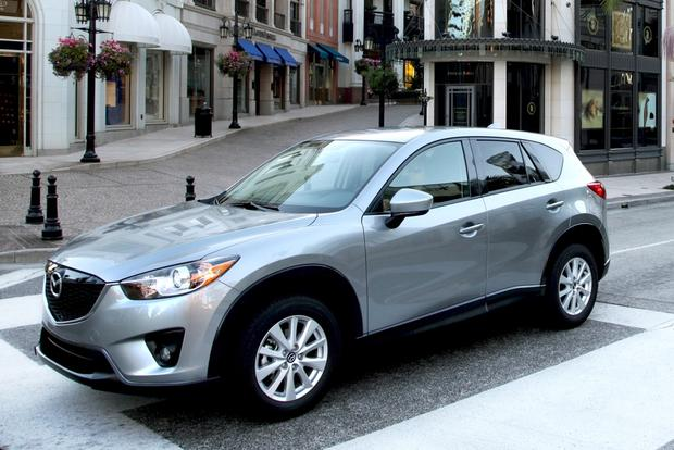 2015 Mazda CX-5: New Car Review featured image large thumb1