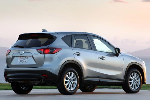 2015 mazda cx-5: new car review - autotrader