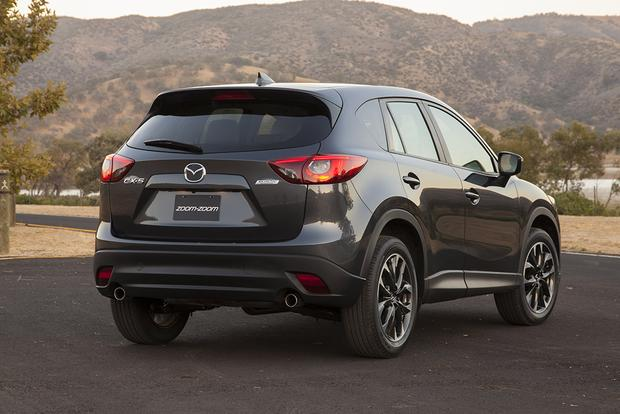 2016 vs. 2017 Mazda CX-5: What's the Difference? featured image large thumb7