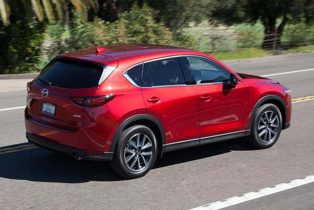 2016 vs. 2017 Mazda CX-5: What's the Difference? featured image large thumb8