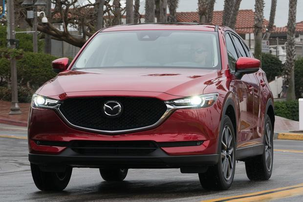 2016 vs. 2017 Mazda CX-5: What's the Difference? featured image large thumb0